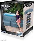 Bestway Lay Z Spa Xtras SQUARE Surround Inflatable Hot Tub Bench Seat NEW Lazy