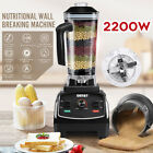 2L Heavy Duty Commercial Blender Mixer 2200W Food Grinder Processor Auto Heating