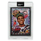 Topps Project 2020 #334 Bob Gibson by Efdot Artist Proof 20