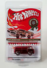Hot Wheels 2002 RLC Red Line Club Excl VW BEACH BOMB TOO Holiday Red 09180