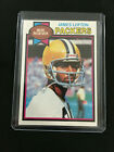 James Lofton Cards, Rookie Card and Autographed Memorabilia Guide 7