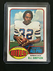 O.J. Simpson Cards, Rookie Card and Autographed Memorabilia Guide 20