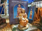 Fontanini Ednah with Grandchild 2002 Limited Edition 423 Nativity 5 Scale