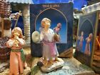 Fontanini Tiras  Lena Limited Edition 5 Nativity Set Villagers 65290 HEIRLOOM