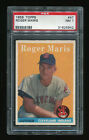Roger Maris Cards and Autographed Memorabilia Guide 19