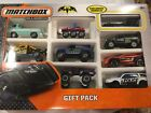 Matchbox On A Mission Gift Pack OF 9 Cars One is EXCLUSIVE VEHICLE BATMAN