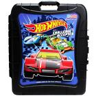 Hot Wheels 110 Car Carrying Case with Wheels for Portability