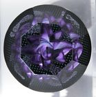 Caithness Floral Vision Art Glass Paperweight Classic Scotland Collection
