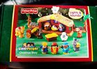 Fisher Price Little People Christmas Story Nativity New in Open Box 2011