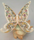LENOX WINGS OF AUTUMN Jeweled BUTTERFLY FIGURINE With COA NEW in BOX