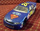 Jeff Gordon NASCAR 124 Superman DuPont Die Cast Car Monte Carlo Chevy DC Comics