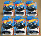 Lot Of 6 NEW 2021 Hot Wheels Blue 2020 Ford Mustang Shelby GT500 Muscle Mania