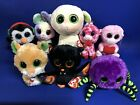 Ty Beanie Boos Holiday Lot Of 8 - Bloom, LaLa, Scarem, Julep, Jungle Love...