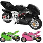 Mini Gas Power Pocket Bike Motorcycle49CC 4 Stroke Ride on Toys by EPA Approved