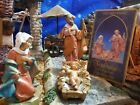 Fontanini Holy Family Nativity Set 3 Piece 5 Collection 71503 HEIRLOOM