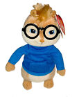 Ty Beanie Baby SIMON Alvin and the Chipmunks The Squeakquel 40800 Chipmunk Toy