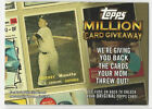 2010 Topps Million Card Giveaway Tips 17
