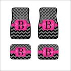 Personalized Custom Car Floor Mats Set Of 4 Front Rear Or 2 Front Or Rear Mats