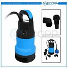 1 3HP Submersible Water Pump Sump Pump 2100GPH with Float Switch