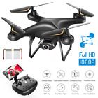 SNAPTAIN SP650 1080P HD Camera Drone with Voice  Gesture Control Multiple Modes