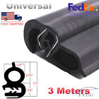 3M Car Rubber Door Body Weatherstrip Mounted Seal Front Left Or Right Universal