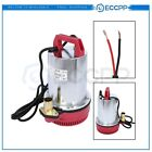 12V Farm  Ranch Solar Powered Submersible DC Water Well Pump 26FT Lift