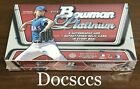 2012 BOWMAN PLATINUM Baseball Factory Sealed Hobby Box 2 Autographs 1 Relic Rare