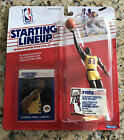 Starting Lineup 1988 1st Year Kareem Abdul-Jabbar Lakers with Slam Dunk Sticker