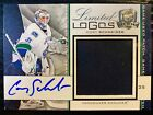 2008-09 The Cup Limited Logos - Cory Schneider 14 50 jumbo patch auto - Canucks