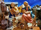 Fontanini Flight into Egypt 360 Holy Family Nativity Set Figurines Heirloom
