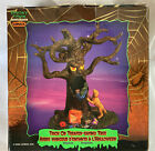 New Lemax Spooky Town Halloween Village TRICK OR TREATER EATING TREE Boy Dog