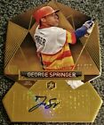 2014 Topps Supreme GEORGE SPRINGER Rookie AUTO Autograph HUGE ROOKIES 29 35 MORE