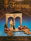 Fontanini Nativity Set The Harbor 2000 Member Exclusive 65347 Building 5 Set