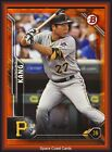 Jung-ho Kang Rookie Cards Guide and Checklist 15
