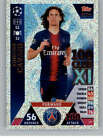2018-19 Topps UEFA Champions League Match Attax Soccer Cards 20