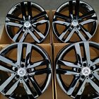 19 MERCEDES BENZ GL CLASS GL450 GL350 Black OEM FACTORY STOCK WHEELS RIMS13 16
