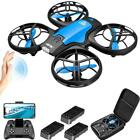 RC Drone with Camera for Adults Wifi FPV Drone 1080P HD for Kids induction