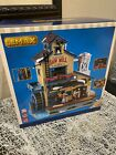 LEMAX Holiday House Village Exclusive - MENARDS SAW MILL Sights & Sounds NIB !