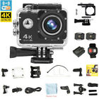 4K/30FPS 16MP Ultra HD Sports Action Camera Dual Screen + Accessory Bundle B6G1 16mp accessory action b6g1 bundle camera dual screen sports ultra
