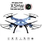 Syma X5HW WIFI FPV With HD Camera Altitude Mode 24G 4CH 6Axis RC Drone