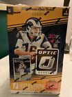 2018 DONRUSS OPTIC NFL FOOTBALL HOBBY BOX JACKSON ALLEN MAYFIELD PRIZM RC AUTO
