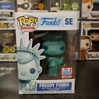 Funko Pop! Freddy Funko Statue of Liberty 2017 NYCC Exclusive 6000 Pieces