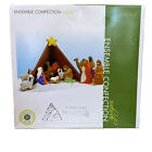 Fox Run 4536 Nativity Scene Cookie Cutter and Icing Bake Set 21 Piece