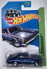 Hot Wheels 2014 Super Treasure Hunt CHEVROLET SS RUBBER TIRES SEALED NEW