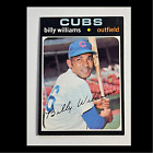Top 10 Billy Williams Baseball Cards 23