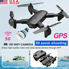 2021 New F6 Drone 4K HD Camera GPS FPV Drones with Follow Me 5G WiFi Optical