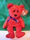 TY The Beanie Baby Collection - DECADE the Bear RETIRED - 8.5 inch - LN