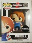 🔥Chucky Funko Pop #56 Hot Topic Exclusive Childs Play 2🔥