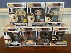 Funko POP Stranger Things Lot of 7 Incl Chase 2017 NYCC Hot Topic Exclusives