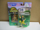 1998 Kenner Starting Lineup Football Hall Of Fame Legends Bart Starr Packers